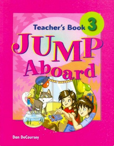 9781405059442: Jump Aboard 3: Teacher's Book (Primary ELT Course for the Middle East)