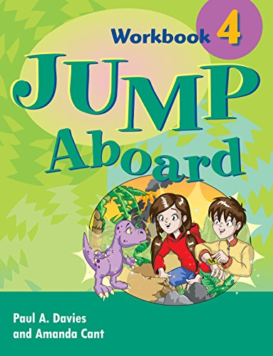 9781405059497: Jump Aboard: Level 4: Workbook