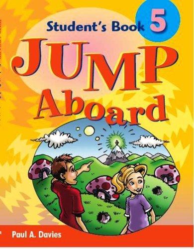9781405059541: Jump Aboard: Jump Aboard Level 4