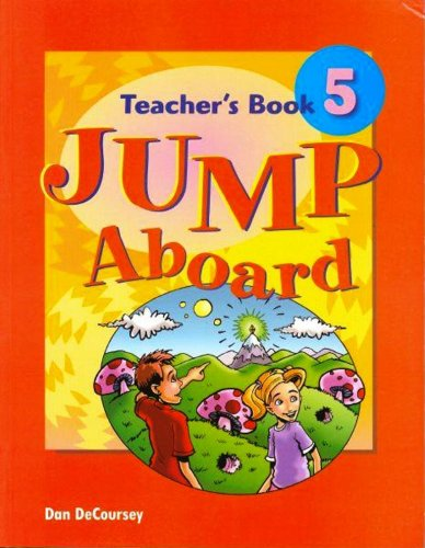 9781405059565: Jump Aboard: Level 5: Teacher's Book