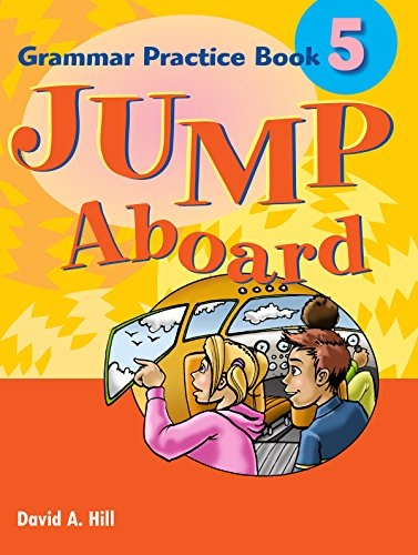 9781405059596: Jump Aboard: Level 5: Grammar Practice Book