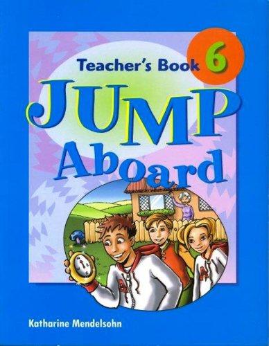 9781405059626: Jump Aboard: Level 6: Teacher's Book