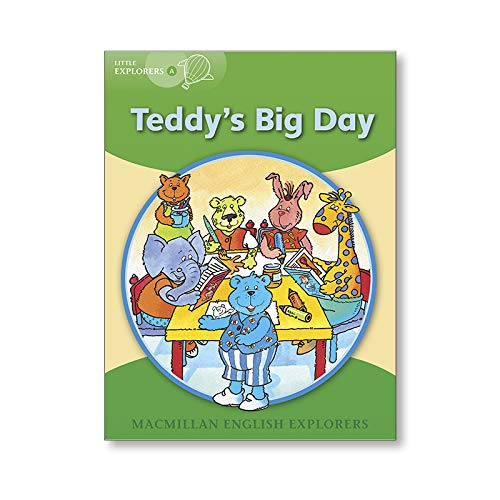9781405059886: Little Explorers A: Teddy's Big Day