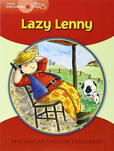 9781405059985: Young Explorers 1: Lazy Lenny: 1b