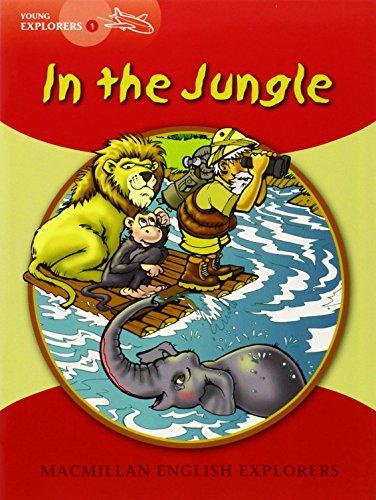 Young Explorer 1: In the Jungle: Louis Fidge