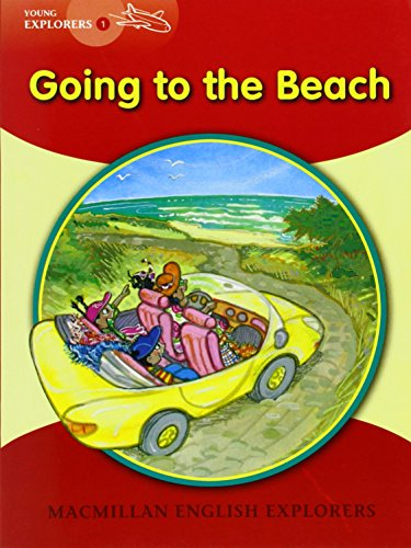 9781405060028: Young Explorers 1: Going to the Beach: 1f
