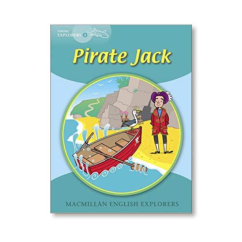 9781405060066: Explorers Young 2 Pirate Jack: 2d