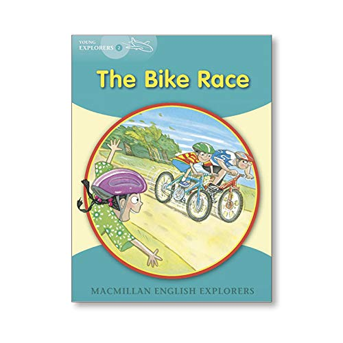 9781405060073: Explorers Young 2 The Bike Race: 2e