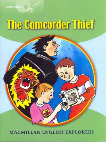 9781405060110: Explorers 3 The Camcorder Thief: 3c: The Camcorder Thief