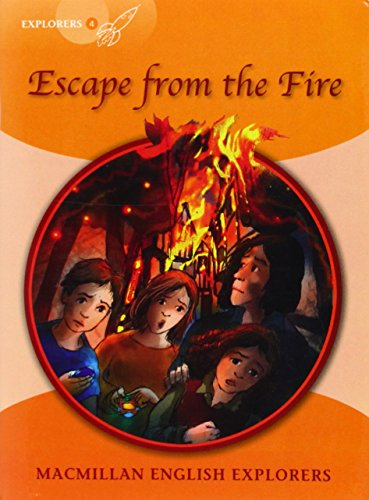 9781405060189: Escape From The Fire