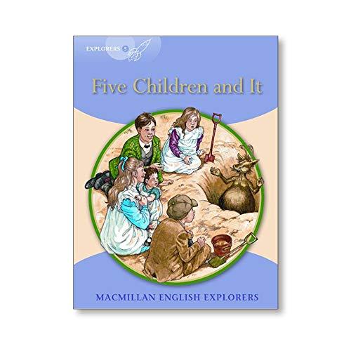 9781405060219: Explorers 5 Five Children and it