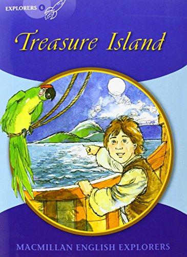 Explorers 6 Treasure Island: Gill Munton