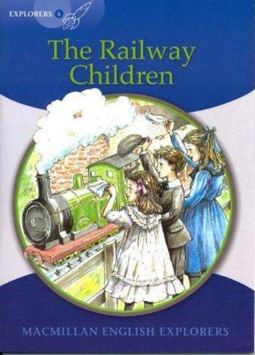 9781405060295: Explorers Level 6: The Railway Children