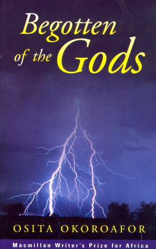 9781405060394: Begotten of the Gods (Macmillan Writer's Prize for Africa)