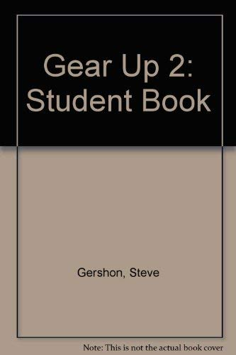 9781405060462: Gear Up 2: Student Book