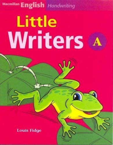 9781405060783: Macmillan English Handwriting: Little Writers A