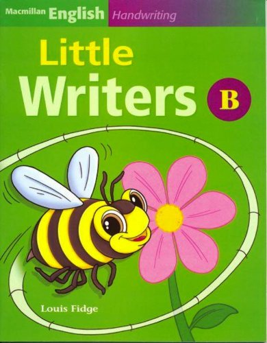 9781405060790: Macmillan English Handwriting: Little Writers B