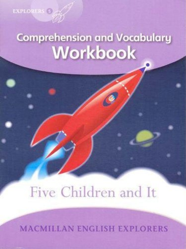 9781405060998: Explorers 5 Five Children and It Wb: Comprehension and Vocabulary Workbook