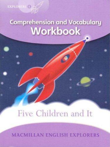 9781405060998: Explorers 5 Five Children and It Workbook