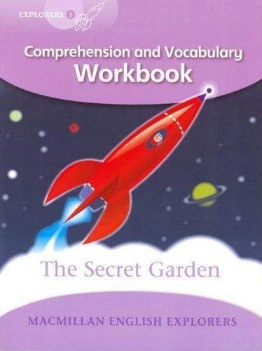 9781405061001: Explorers 5 The Secret Garden Workbook