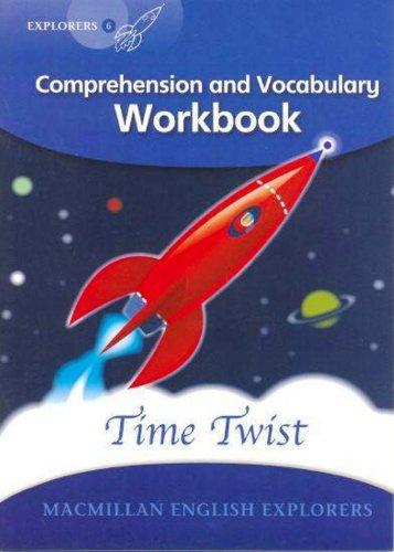 9781405061087: Explorers 6 Time Twist Wb