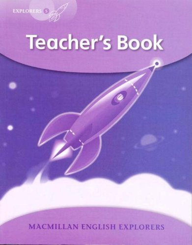 Explorers Level 5: Teacher's Book: Fidge, Louis