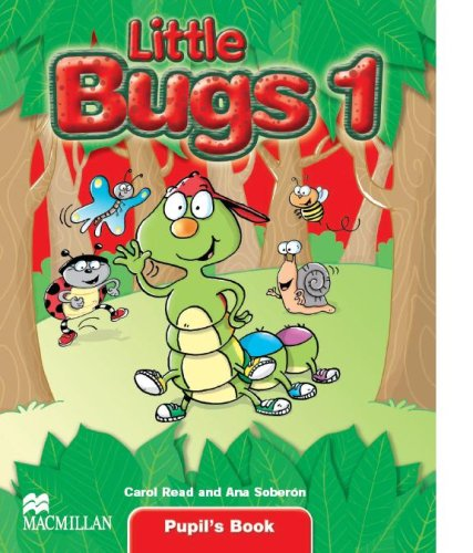 9781405061490: Little Bugs: Level 1: Pupil's Book