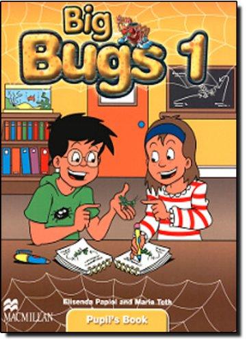 9781405061704: Big Bugs 1: Activity Book