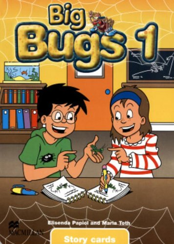 9781405061735: Big Bugs 1: Storycards (Bugs International)