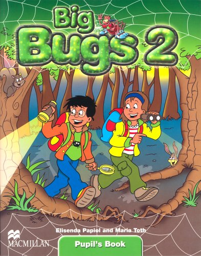 9781405061797: Big Bugs 2 Student's Book A2 Elementary: Pupil's Book: Level 2
