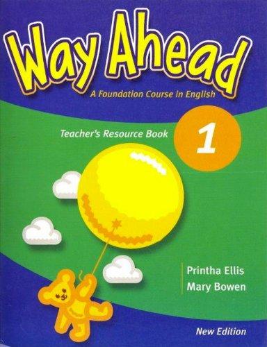 9781405064149: Way Ahead 1