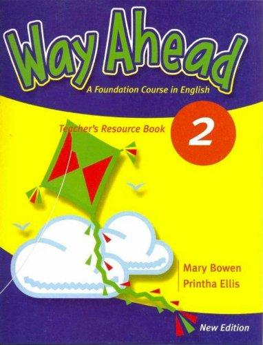 9781405064156: Way Ahead: Teacher Resource Book Level 2