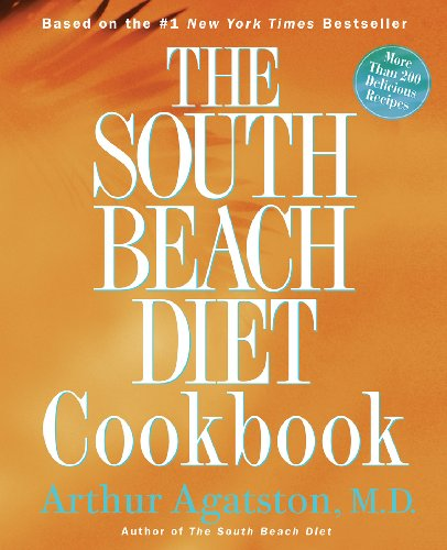 9781405067171: The South Beach Diet Cookbook