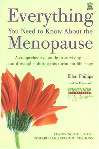 9781405067232: Everything You Need To Know About The Menopause: A Comprehensive Guide To Surviving - And Thriving! - During This Turbulent Life Sage