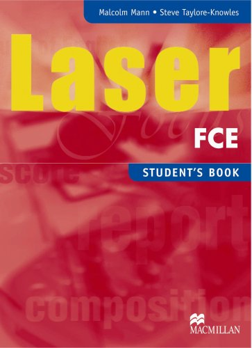 Laser FCE: Intermediate: Student's Book: Mann, Malcolm