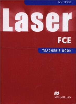9781405067768: Laser FCE: Teacher's Book