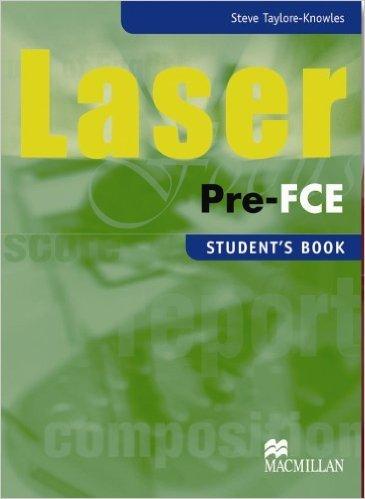 9781405067959: Laser Pre-FCE: Intermediate: Student's Book