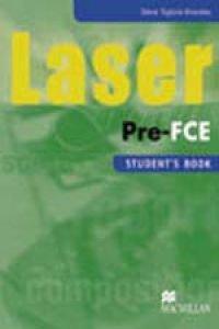 9781405067980: Laser Pre-FCE: Teacher's Book