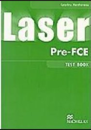 9781405068000: Laser Pre-FCE: Intermediate: Test Book