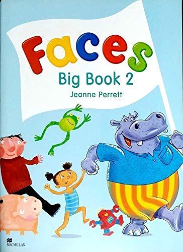 9781405068222: Faces 2 Big Book