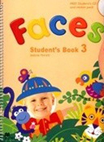 9781405068796: Faces 3 SB Pk