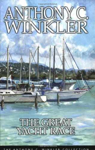 9781405068826: The Great Yacht Race (Anthony C. Winkler Collection)