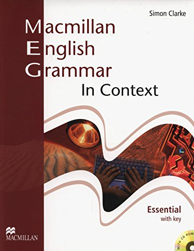 9781405070515: MAC ENG GRAM CONTEXT Essential +Key