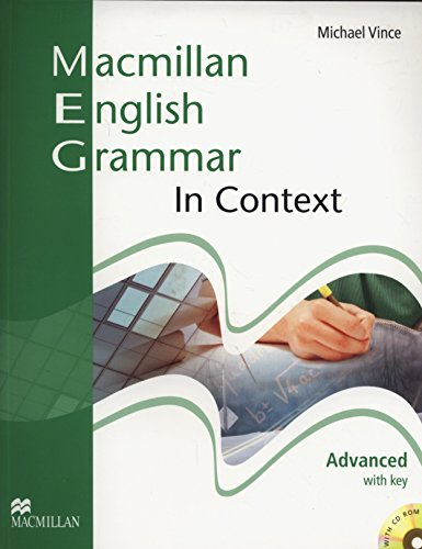 9781405070546: Macmillan English Grammar In Context - Advanced with Key and CD ROM
