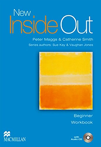 9781405070614: New Inside Out: Beginner: Workbook Pack without Key