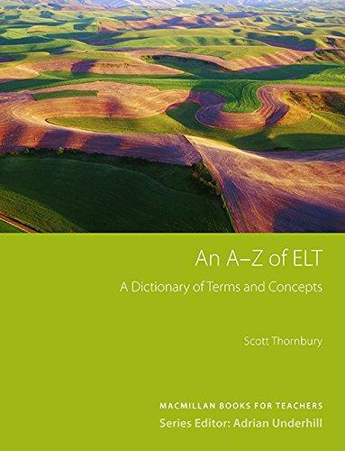 9781405070638: MBT An A-Z of ELT (Methodology)