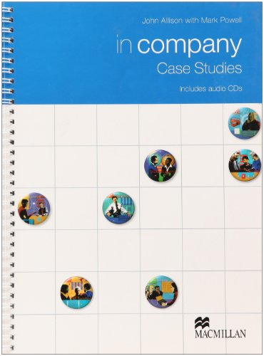 9781405070935: In Company Case Studies: Student's Book