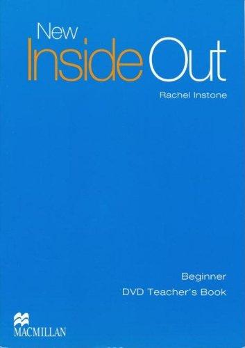9781405071390: New Inside Out Beginner: DVD Teacher's Book