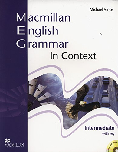 9781405071437: MacMillan English Grammar in Context. Intermediate