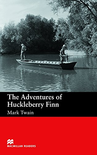 9781405072342: Adventures of Huckleberry Finn (Macmillan Reader)